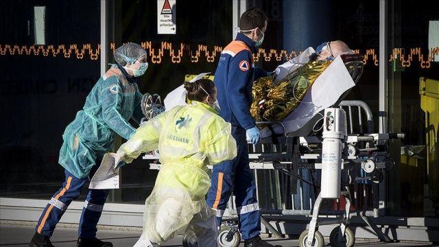 Fransa'da koronavirüs nedeniyle ölenlerin sayısı 3523'e yükseldi