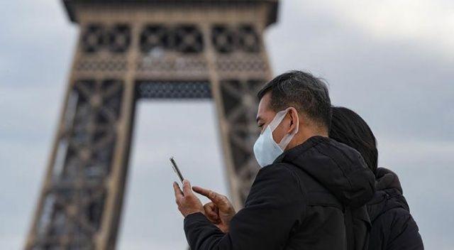 Fransa'da koronavirüs nedeniyle ölü sayısı bin 696'ya ulaştı