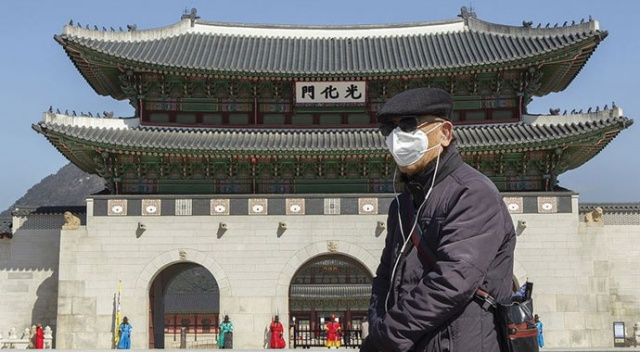 Güney Kore'de son 4 haftadaki en düşük korona vaka sayısı görüldü