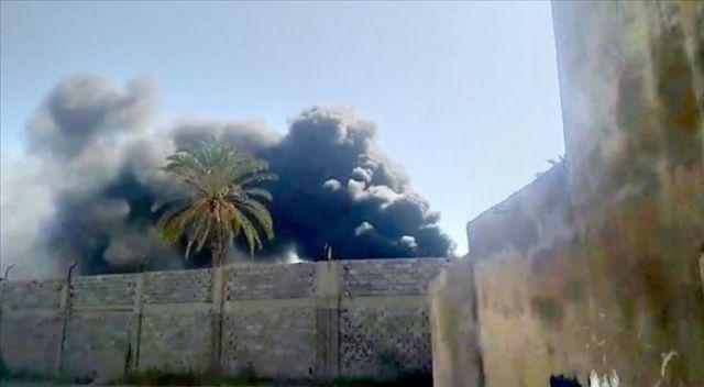 Hafter milislerinden Trablus'a roketli saldırı: 2 ölü