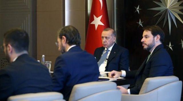 Hazine ve Maliye Bakanı Berat Albayrak'tan G-20 sonrası önemli açıklama