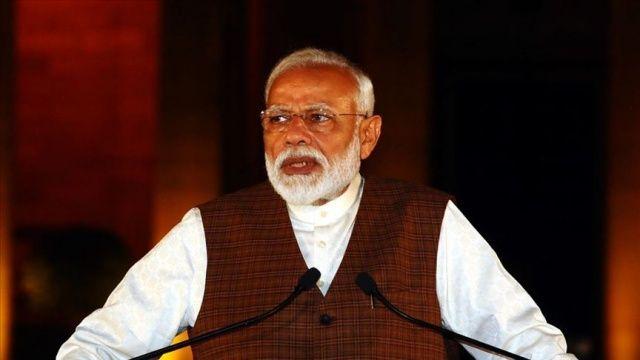 Hindistan Başbakanı Modi'den Covid-19 önlemleri için özür