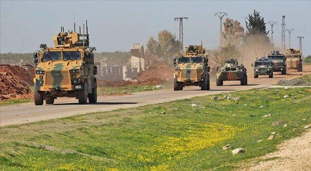 İdlib'de ikinci Türk-Rus birleşik kara devriyesi icra edildi