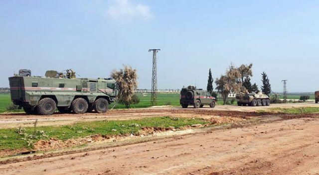 İdlib'de ortak devriye