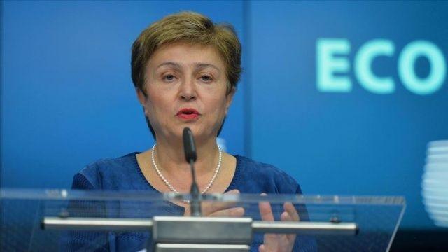 IMF Başkanı Georgieva'dan küresel ekonomik görünüm değerlendirmesi