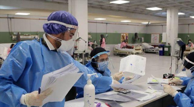 İran Sağlık Bakan Yardımcısı: Kovid-19 vaka sayıları birçok eyalette sabitlendi