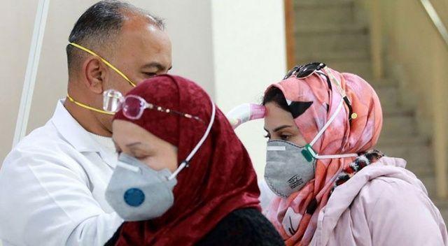 İran Sağlık Bakanlığı: Hiçbir ülkeye tıbbi malzeme gönderebilecek konumda değiliz