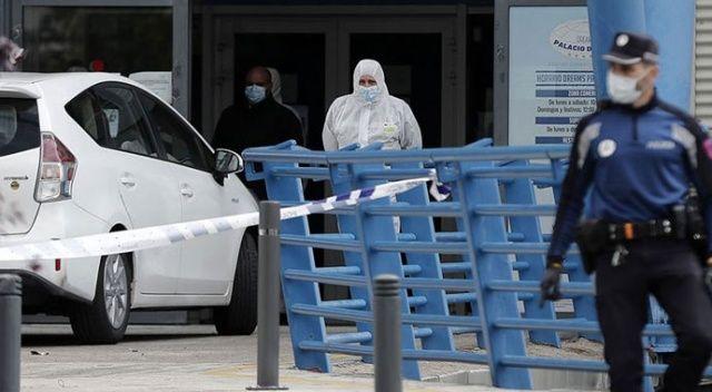 İspanya'da koronavirüsten ölenlerin sayısı 5 bin 690'a çıktı