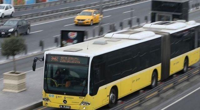 İstanbul'da toplu ulaşımda yüzde 70'e yakın düşüş yaşandı