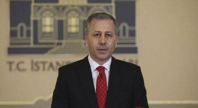 İstanbul Valisi Yerlikaya'dan yardım kolilerinin dağıtımıyla ilgili açıklama