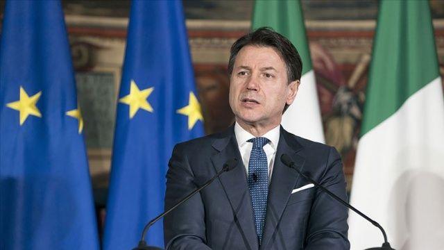 İtalya Başbakanı Conte'den Kovid-19 açıklaması: Görünmez ve sinsi bir düşmanla savaşıyoruz