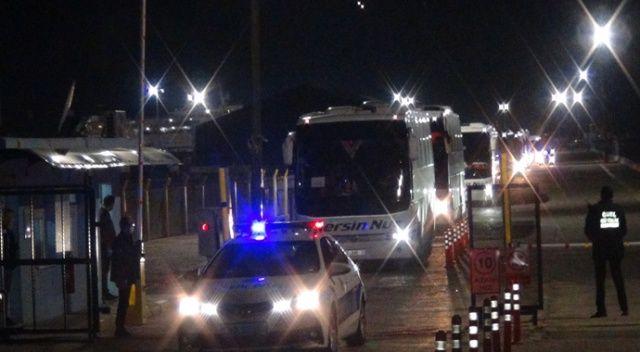 KKTC'den gelen öğrenci ve tır şoförleri karantina altına alındı