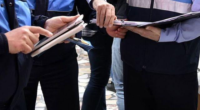 Konya'da koronavirüs yasağına uymayan 4 kişiye 3 bin 200 lira ceza