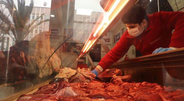 Koronavirüs et fiyatlarını artırdı, kasapların işleri yüzde 80 düştü