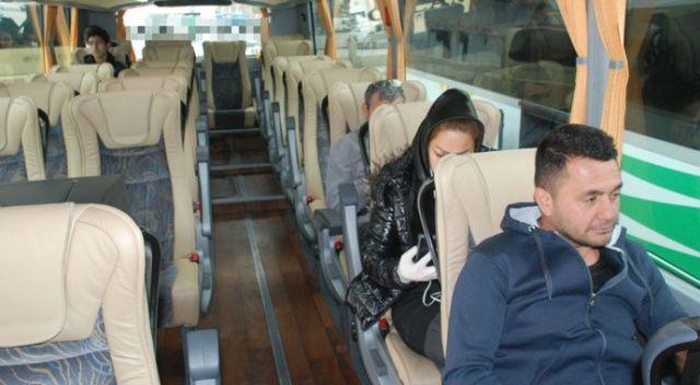 Koronavirüs korkusu otobüs seferlerini iptal ettirdi
