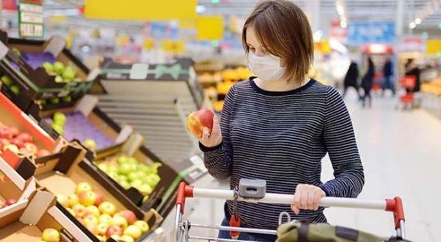 Koronavirüs nedeniyle marketlere getirilen müşteri sınırlamasına teknolojik çözüm