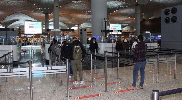 Koronavirüs salgını nedeniyle uçuşu iptal edilen yolculara yeni haklar