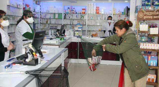 Koronavirüse karşı eczacıdan görülmemiş korunma yöntemi