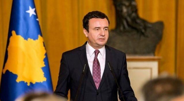 Kosova'da güven oyu alamayan hükümet düştü