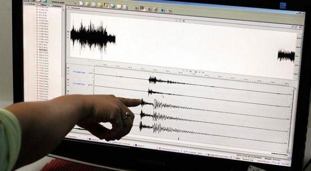 Manisa'da 4,1 büyüklüğünde deprem (Son depremler)