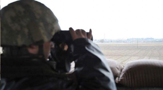 Mardin'de PKK/PYD'li 2 terörist tutuklandı