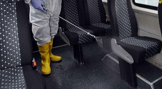 MEB okul servis araçlarının sürekli dezenfekte edilmesini istedi