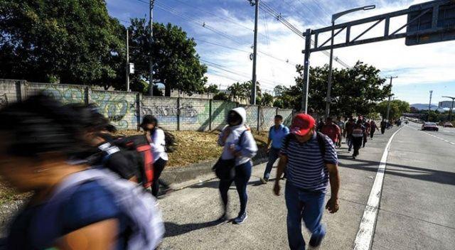 Meksika'da, ABD'den sınır dışı edilen göçmenler salgın nedeniyle karantinaya alınacak