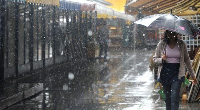 Meteorolojiden sıcaklar düşecek uyarısı