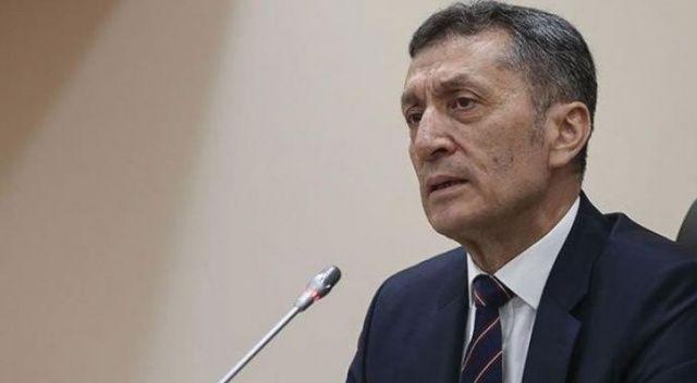 Milli Eğitim Bakanı Selçuk TRT EBA TV açıklaması: 'Etkinlik saati görüntülerini ben de onaylamıyorum'