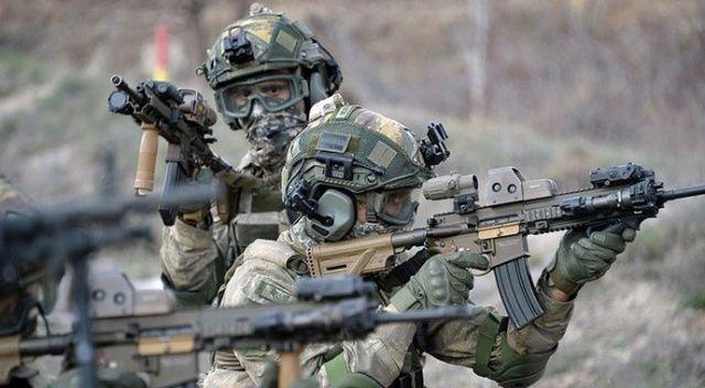 MSB: Barış Pınarı bölgesinde 6 terörist etkisiz hale getirildi