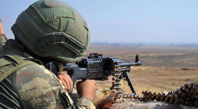 MSB duyurdu: Barış Pınarı bölgesinde 9 terörist etkisiz hale getirildi