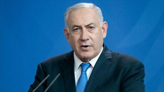 Netanyahu: Gantz ile ulusal birlik hükümetini kurma yolunda ilerliyoruz