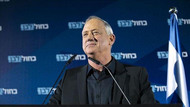 Netanyahu'nun rakibi Gantz partisini dağıtmak uğruna Meclis Başkanlığına aday oldu
