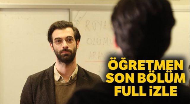 Öğretmen Son Bölüm Full izle | Öğretmen Dizisi 4. Bölüm Full İzle | ÖĞRETMEN FOX TV İZLE