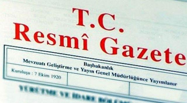 Organizasyonların ertelenmesine ilişkin genelge Resmi Gazete'de