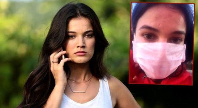 Oyuncu Pınar Deniz'in ailesi koronavirüs şüphesiyle karantinaya alındı