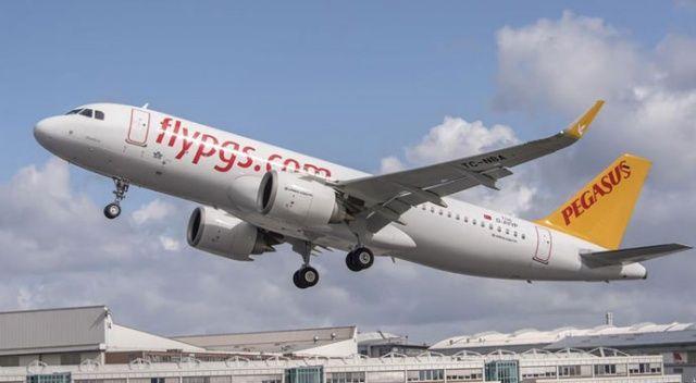 Pegasus Hava Yolları yurt içi seferlerini 30 Nisan'a kadar iptal etti