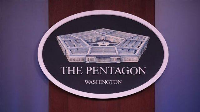Pentagon bünyesinde Kovid-19 vaka sayısı 415'e yükseldi
