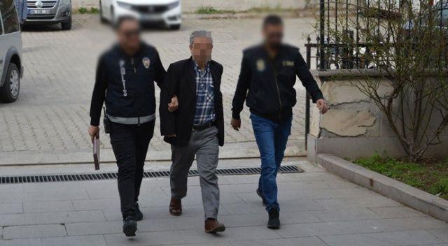 Provokatif amaçlı sosyal medya paylaşımı yapan 1 kişi yakalanarak gözaltına alındı