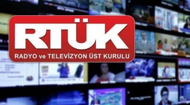 RTÜK'ten korona virüs yayınlarında yasaları ihlal edenlere ceza