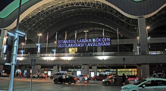 Sabiha Gökçen Havalimanı'nda 'dur' ihtarına uymayarak kaçan şüpheliye dava