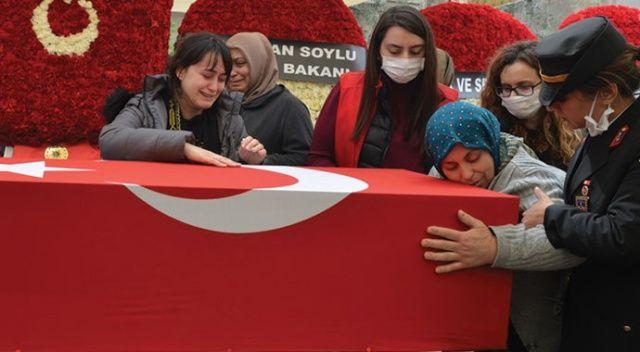 Şehit Onur Karakaya son yolculuğuna gözyaşları uğurlandı