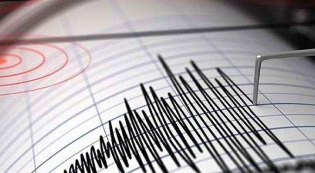 Son dakika deprem  Balıkesir'de korkutan deprem!  Son depremler