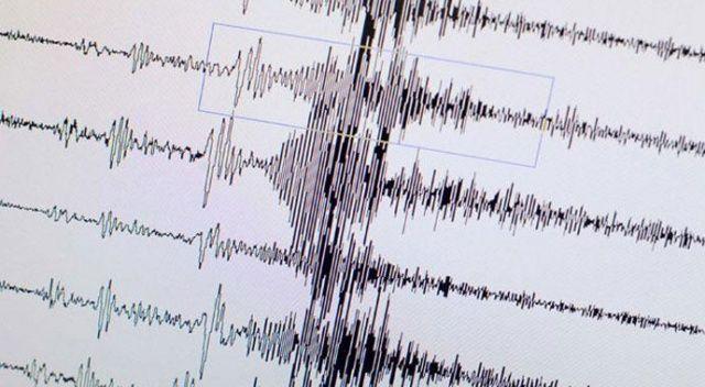 Son dakika deprem! | Manisa'da 3,8 büyüklüğünde deprem | Son depremler