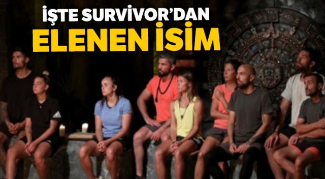 Survivor'da kim elendi, kim gitti? | Survivor eleme adayları kimler? 10 Mart Survivor Eleme gecesi