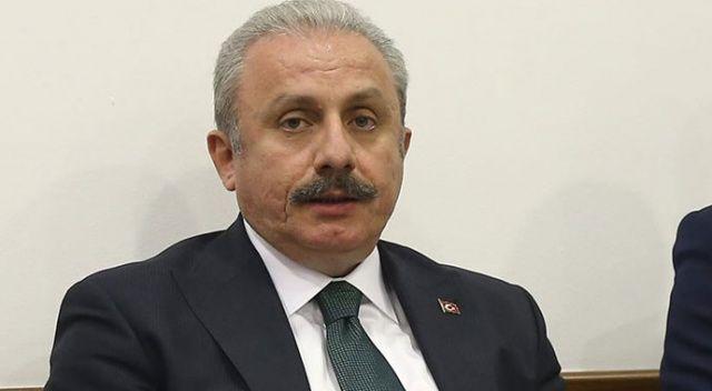 TBMM Başkanı Şentop, 'Evde kal Türkiye' çağrısına uyanlara kitap seti hediye etti