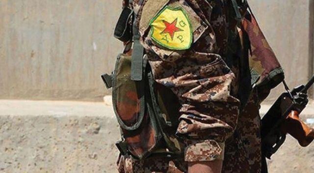 TERÖR ÖRGÜTÜ PKK YPG'DEN SURİYE'DE...