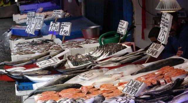 Trabzon'da balık tezgahlarında 'Korona' sessizliği