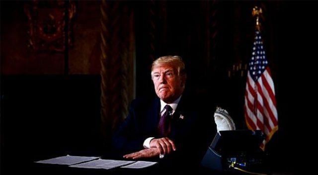 Trump: ABD donanmasına ait hastane gemisi pazartesi New York'ta olacak