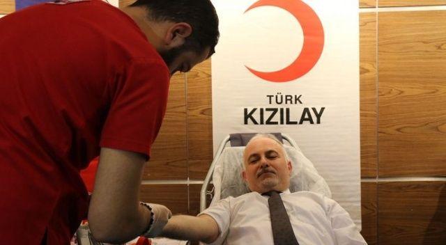 Türk Kızılay Başkanı: Kan stoklarımız yüzde 50 azaldı